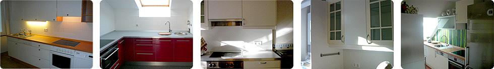 Küchenmontagen